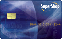 SuperShop kártya